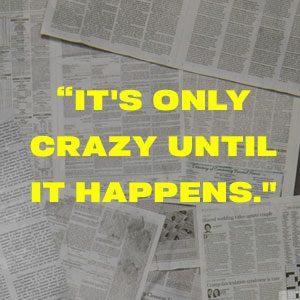 Michael Todd - Crazy Faith: It's Only Crazy Until It Happens