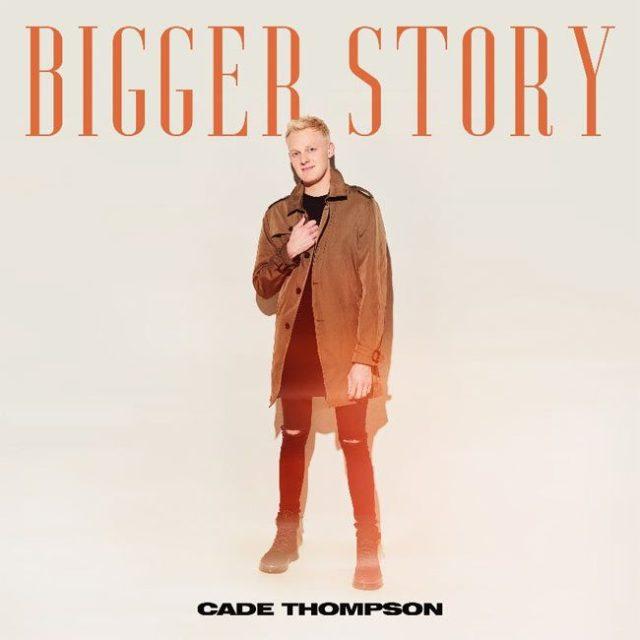 Cade Thompson - Never Too Late