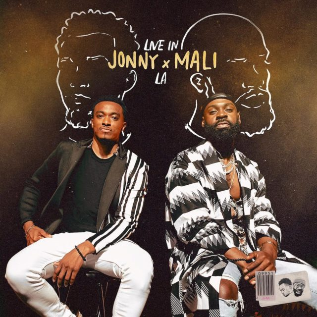 Jonathan McReynolds & Mali Music - Movin' On