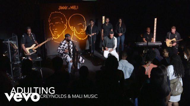 Jonathan McReynolds & Mali Music - Adulting