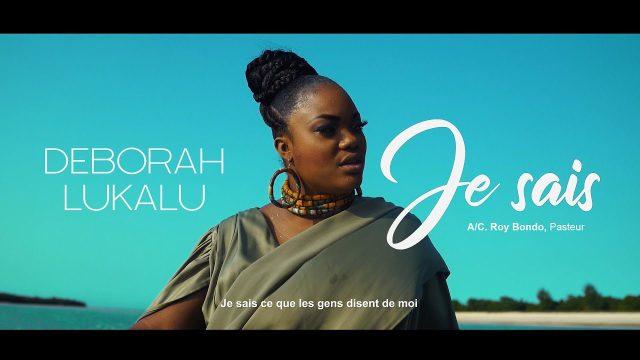 Deborah Lukalu - Je sais