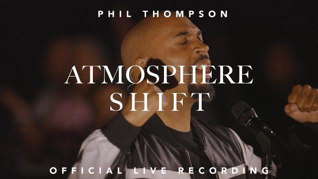 Phil Thompson - Atmosphere Shift