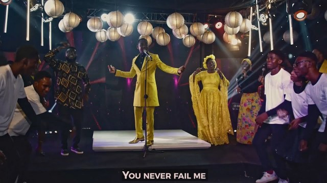 Dr Paul Enenche - You Are The God/You Never Fails