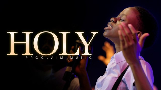 Proclaim Music - Holy