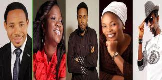 Top Nigerian Gospel Musicians
