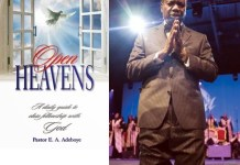 E.A Adeboye - Open Heavens Devotional - Pastor E.A Adeboye