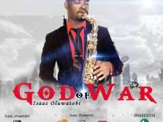 God of War - Isaac Oluwatobi