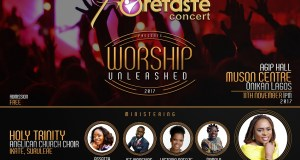 Foretaste Concert - Worship Unleashed