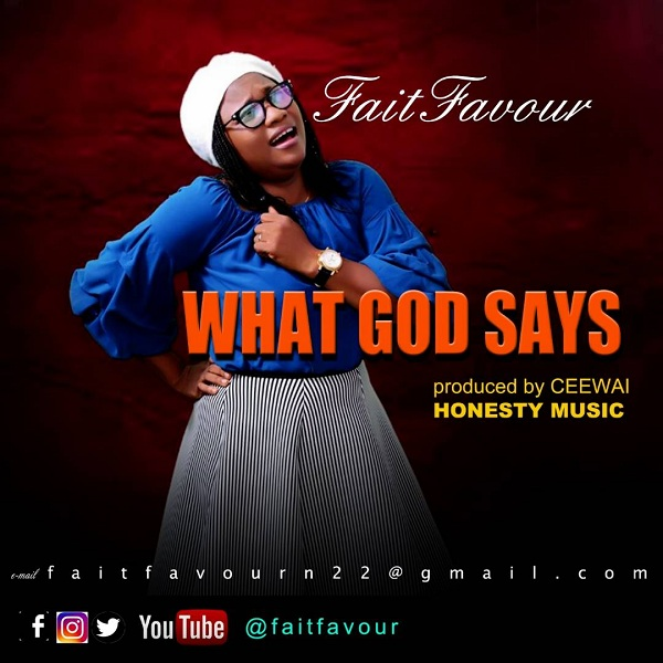 FaitFavour - What God Says
