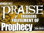 Prophetic Focus for November