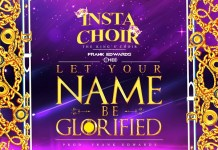 Let Your Name Be Glorified