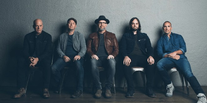 MercyMe Achieves Gold And Triple Platinum Certification