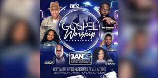 Tye Tribbett Is Teaming Up With TBN For New Gospel Music Show