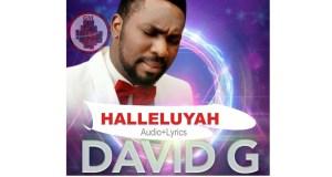 Halleluyah by David G