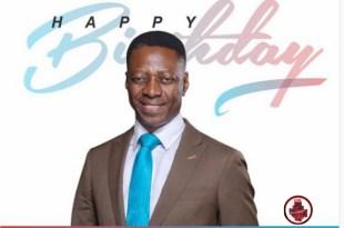 Happy Birthday! to Pastor Sam Adeyemi