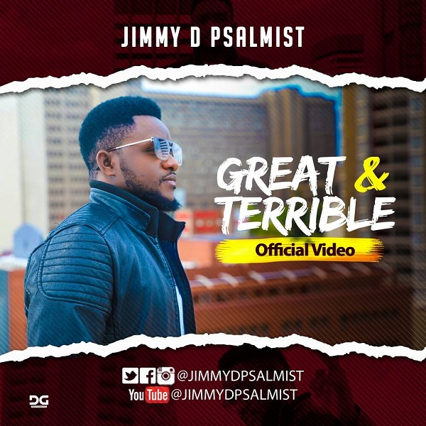 Jimmy D Psalmist - Great & Terrible