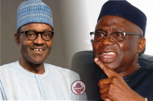 Pastor Tunde Bakare - Blasts President Buhari