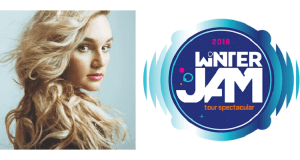 Winter Jam Welcomes Hollyn