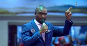 Pastor David Oyedepo Jnr