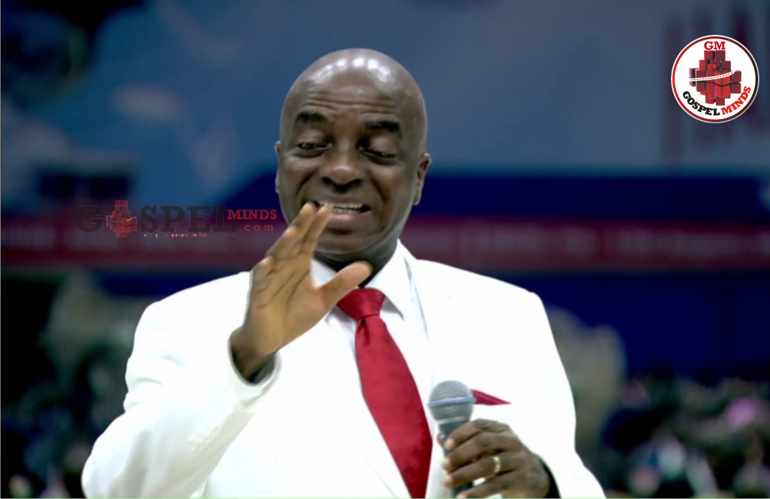 Bishop David Oyedepo. Photo: Punch