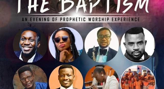 Shake The Foundation 2018 - The Baptism