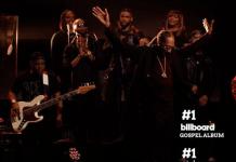 Snoop Dogg, flies in at No. 1 on Billboard's Top Gospel Albums