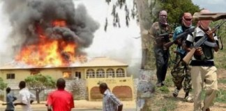 Two Priests and 17 others kill as Gunmen break into Benue Church