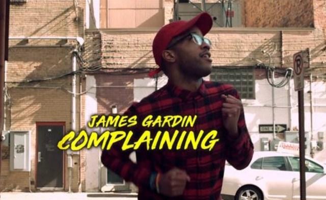 James Gardin - Complaining