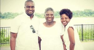 Pastor David Oyedepo Jnr. Mother In-law