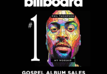 Phil Thompsons Solo album My Worship Debuts at 1 on Billboard