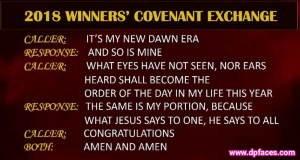 Covenant Exchange
