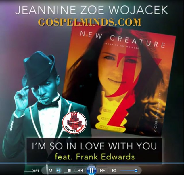 Jeannine Zoe Im So In Love With You