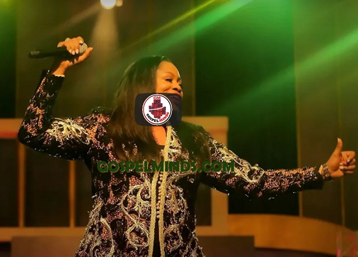 Sinach Live Video There's an Overflow Lyrics + Mp3 Download