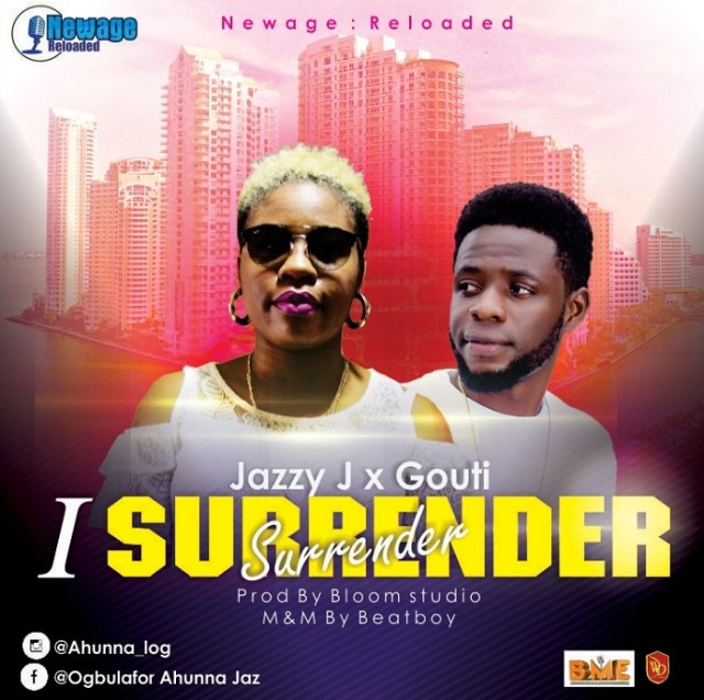 Jazzy J Ft. Gouti On Duty - I Surrender