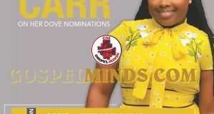 Jekalyn Carr Receives 3 Dove Award Nominations 2018