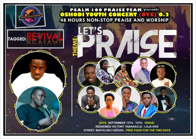 Oshodi Youth Concert 2018