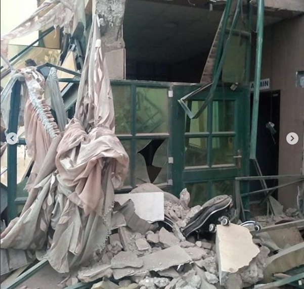 Oyo govt demolished Yinka Ayefele N800m Music House