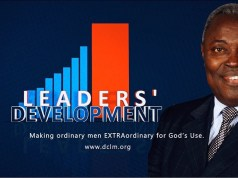 Deeper Life Leaders Development August