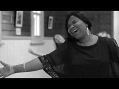 Busola Martins music video of Broken But Whole