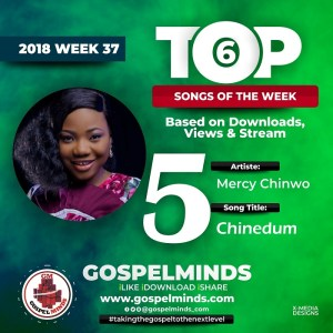 Mercy Chinwo – Chinedum NO 5