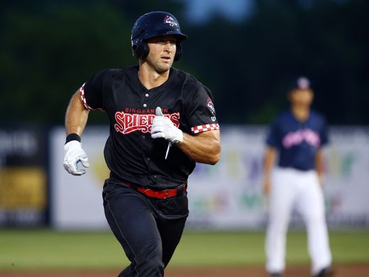Tim Tebow is Technically one step away from Major Leagues