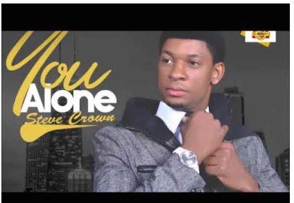 Steve Crown You Alone mp3
