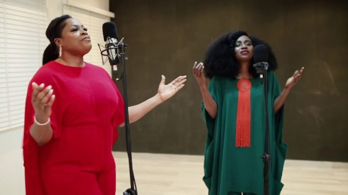 TY BELLO, SINACH & GEORGE - BE QUIET