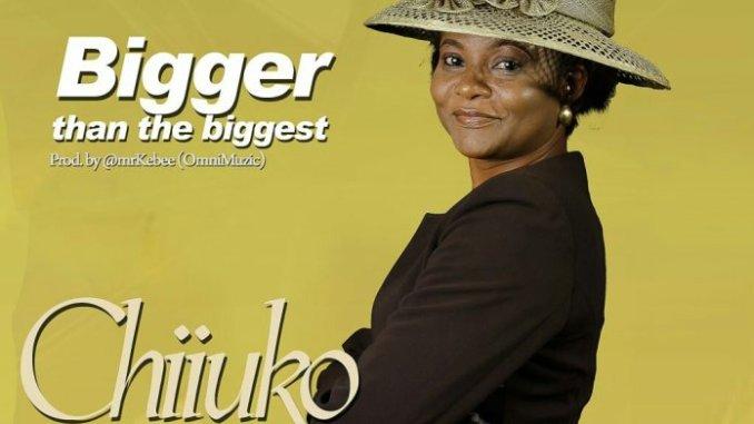 Chiiuko – Bigger Than The Biggest Mp3 Download