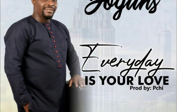 Joguns – Everyday Is Your Love
