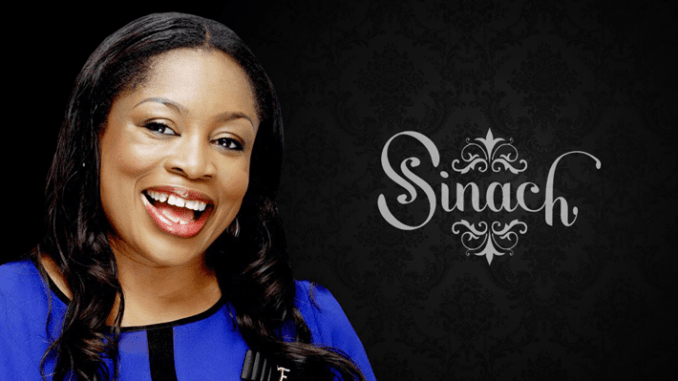 SINACH - MORE OF YOU