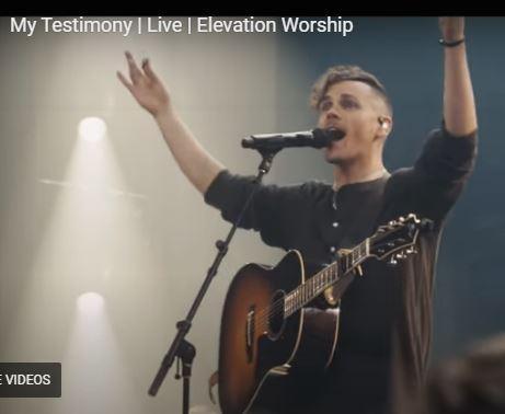 Elevation Worship - My Testimony (Video and Lyrics)