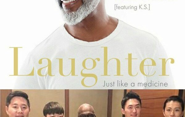 BEBE WINANS FT KOREAN SOUL - LAUGHTER JUST LIKE MEDICINE
