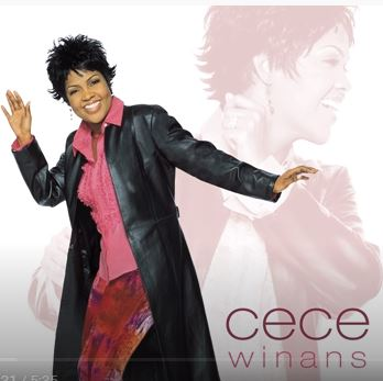 CeCe Winans - Looking Back At You