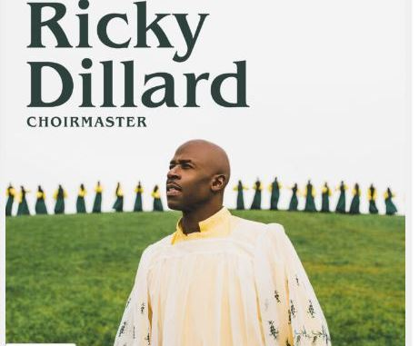 """RICKY DILLARD - """"Let There Be Peace On Earth."""""""